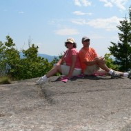 us on Panther Mountain