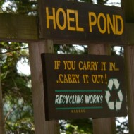 Hoel Pond access