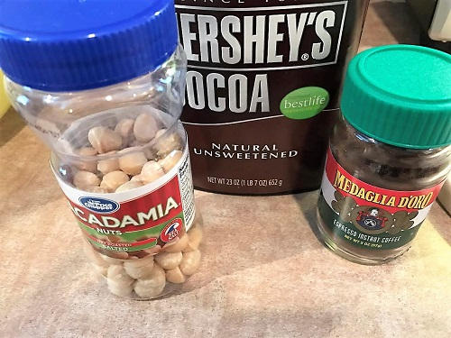 chocolate macadamia nut cookie ingredients