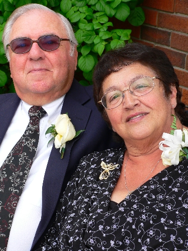 Paul and Rose 50th Anniversary